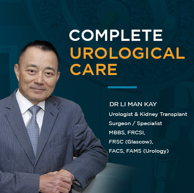 Urologist in Singapore - Dr Li Man Kay