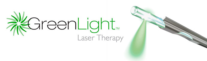 GreenLight™ Laser Therapy